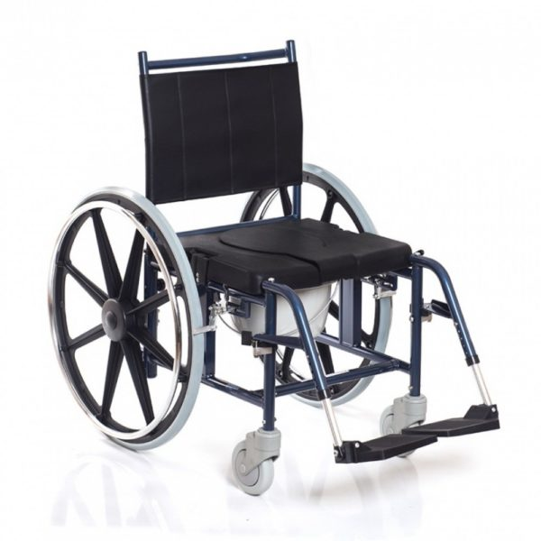 Активная коляска с санитарным оснащением Ortonica Tu 89