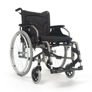 Кресло-коляска механическая с приводом от обода колеса Vermeiren V100 Xl