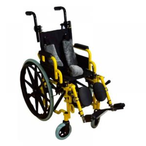 Детская инвалидная коляска Мега-Оптим H-714n