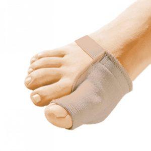Бандаж с защитной подушечкой при бурситах большого пальца стопы Orliman Sofy-plant® gel Gl-103