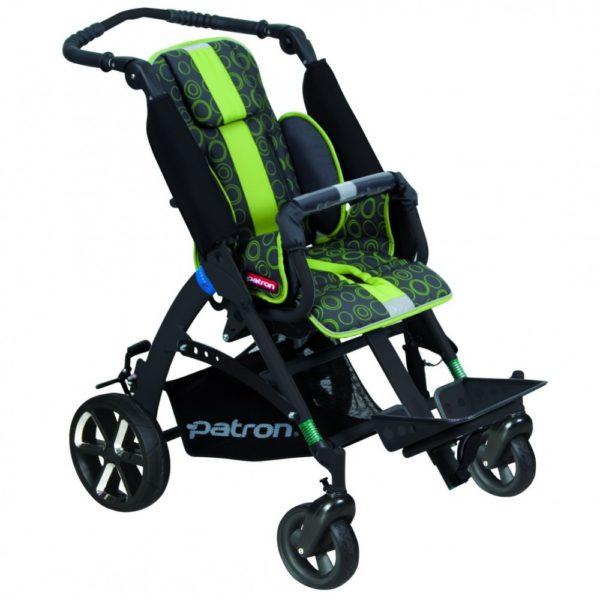 Детская инвалидная коляска ДЦП Patron Tom 5 Streeter T5S