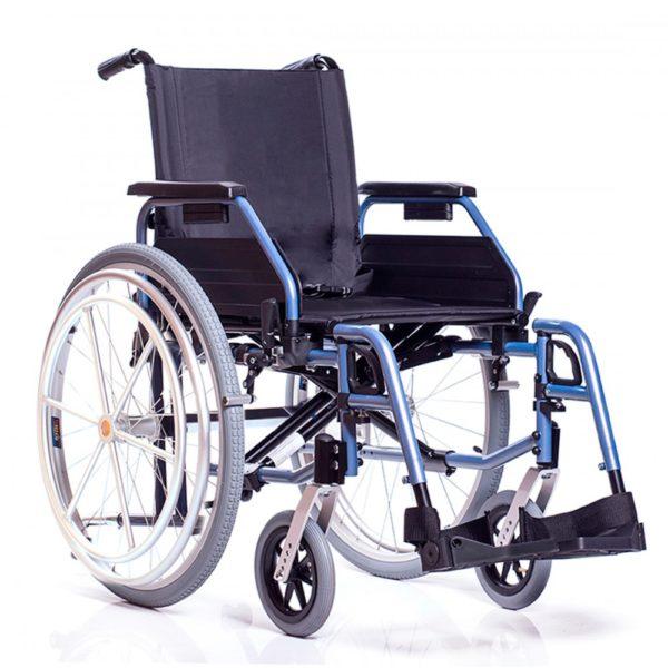 Инвалидное кресло-коляска с управлением одной рукой Ortonica Base 195 H