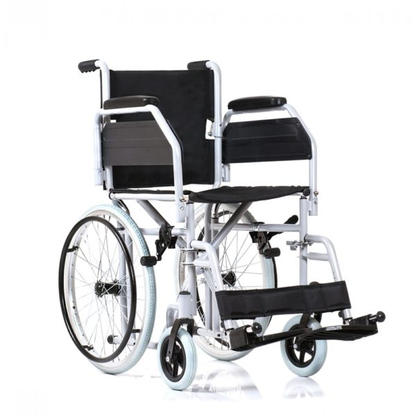 Инвалидное кресло-коляска с узкой колесной базой Ortonica Base 150