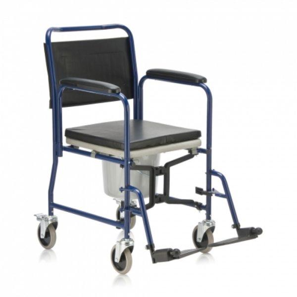 Кресло-коляска для инвалидов с санитарным оснащением Armed H 009b