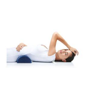 Ортопедическая подушка для уменьшения мышечного напряжения Trelax Roller ПФ209