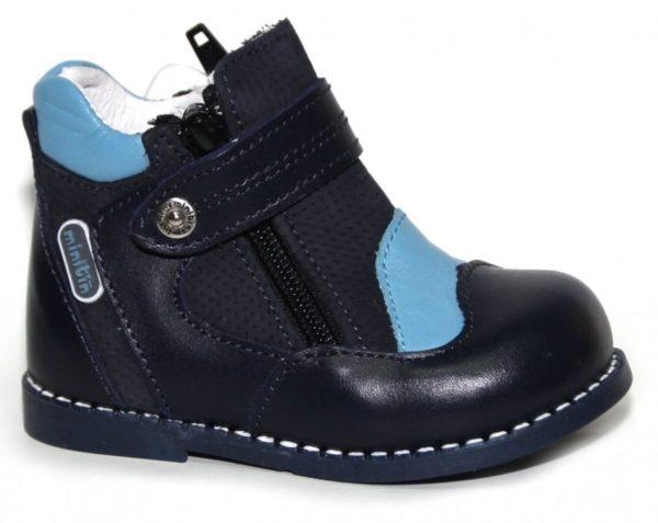 Ботинки Minitin 600 01-151-03